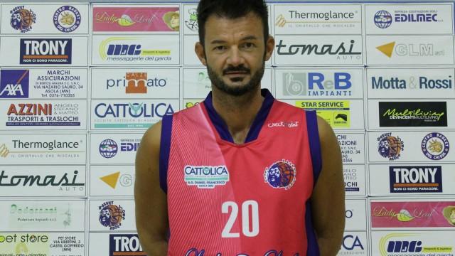 Top Scorer di Serata con 19 pt. Diego Savazzi
