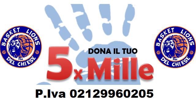 Dona il 5xMille1