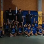 Lions e Coaching Staff